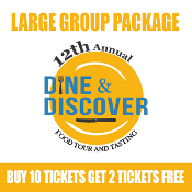 Belmar Dine & Discover Large Group